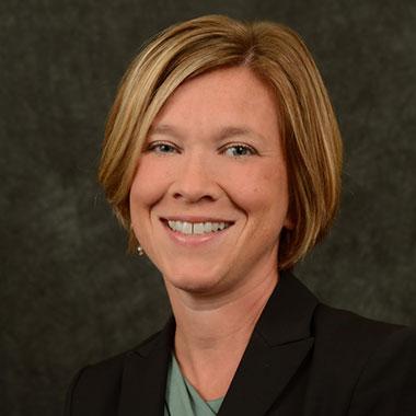 Chief Administrative Officer/Superintendent Stephanie Lammlein