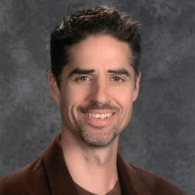Academy Instructor Brian McDonald