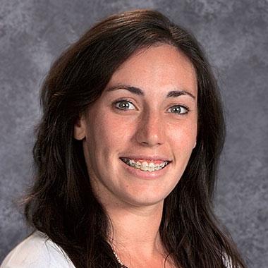 Academy Instructor Samantha Eberman